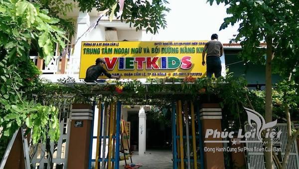 Phúc Lợi Việt cung cấp dịch vụ làm bảng quảng cáo chuyên nghiệp cho mọi đơn vị