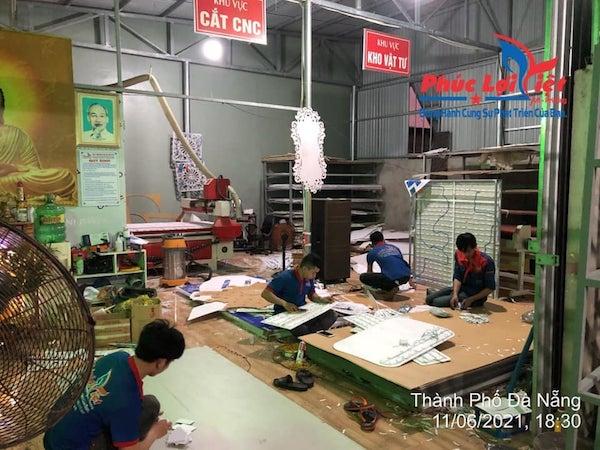 Quy trình in bạt quảng cáo Đà Nẵng tại Phúc Lợi VIệt chuyên nghiệp