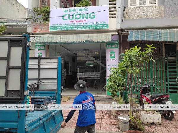 Phúc Lợi Việt chuyên làm bảng biển quảng cáo tại Đà Nẵng